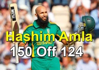 Hashim Amla Vs England Batting 150 Off 124 Balls By Cricket World