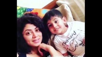 Cutest Dubsmash Ever by Kavita Kaushik   Cute Kid(720p)