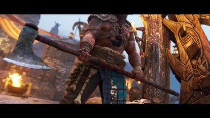 For Honor Trailer- The Raider (Viking Gameplay) - Hero Series #2 [US] de For Honor