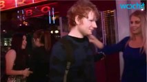 Ed Sheeran Gets Advice From Justin Bieber
