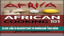 [PDF] African Cooking: for beginners - African Recipes Cookbook (African recipes - African cooking