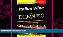 behold  Italian Wine For Dummies