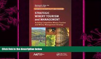 there is  Strategic Winery Tourism and Management: Building Competitive Winery Tourism and Winery