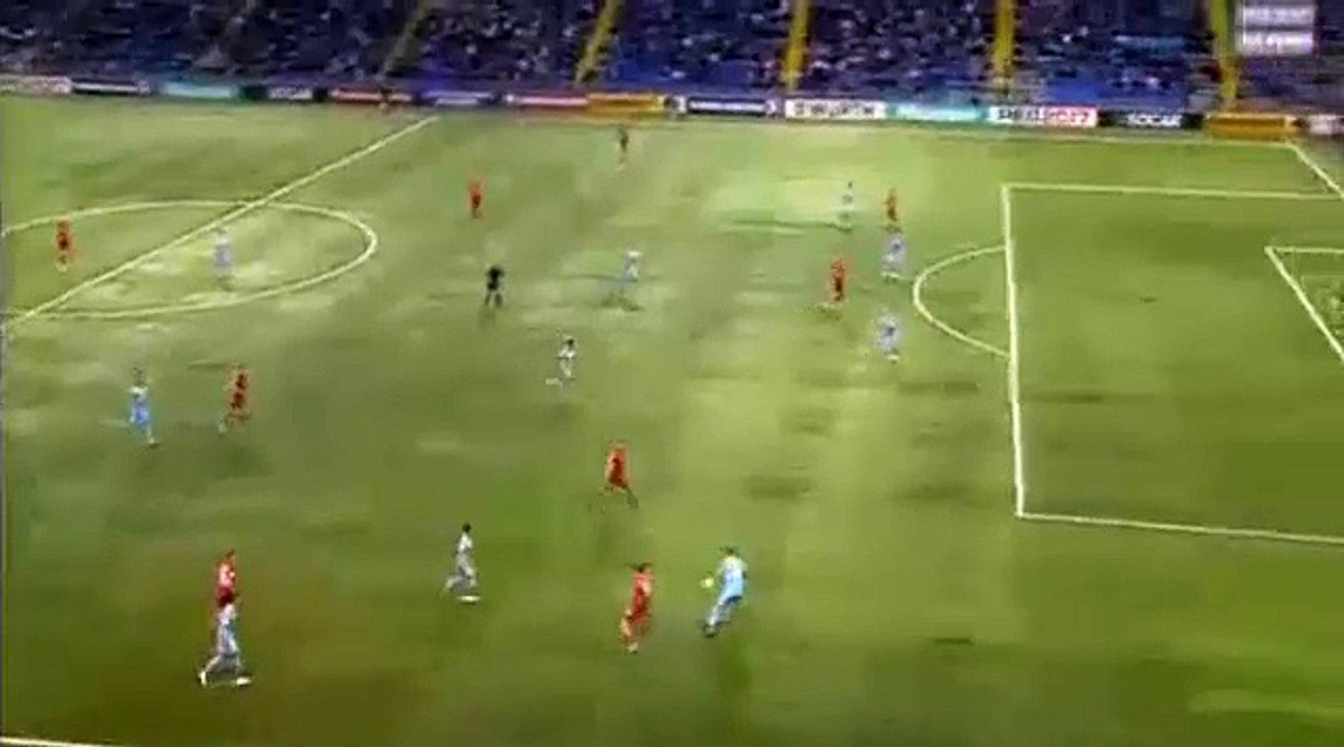 Bartosz Kapustka Amazing Goal - Kazakhstan 0-1 Poland (04/09/2016)