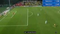 0-1 Fedor Cernych - Lithuania vs Poland - WC Qualification - 01/09/2016