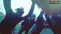 Le Parc national des Calanques en fête