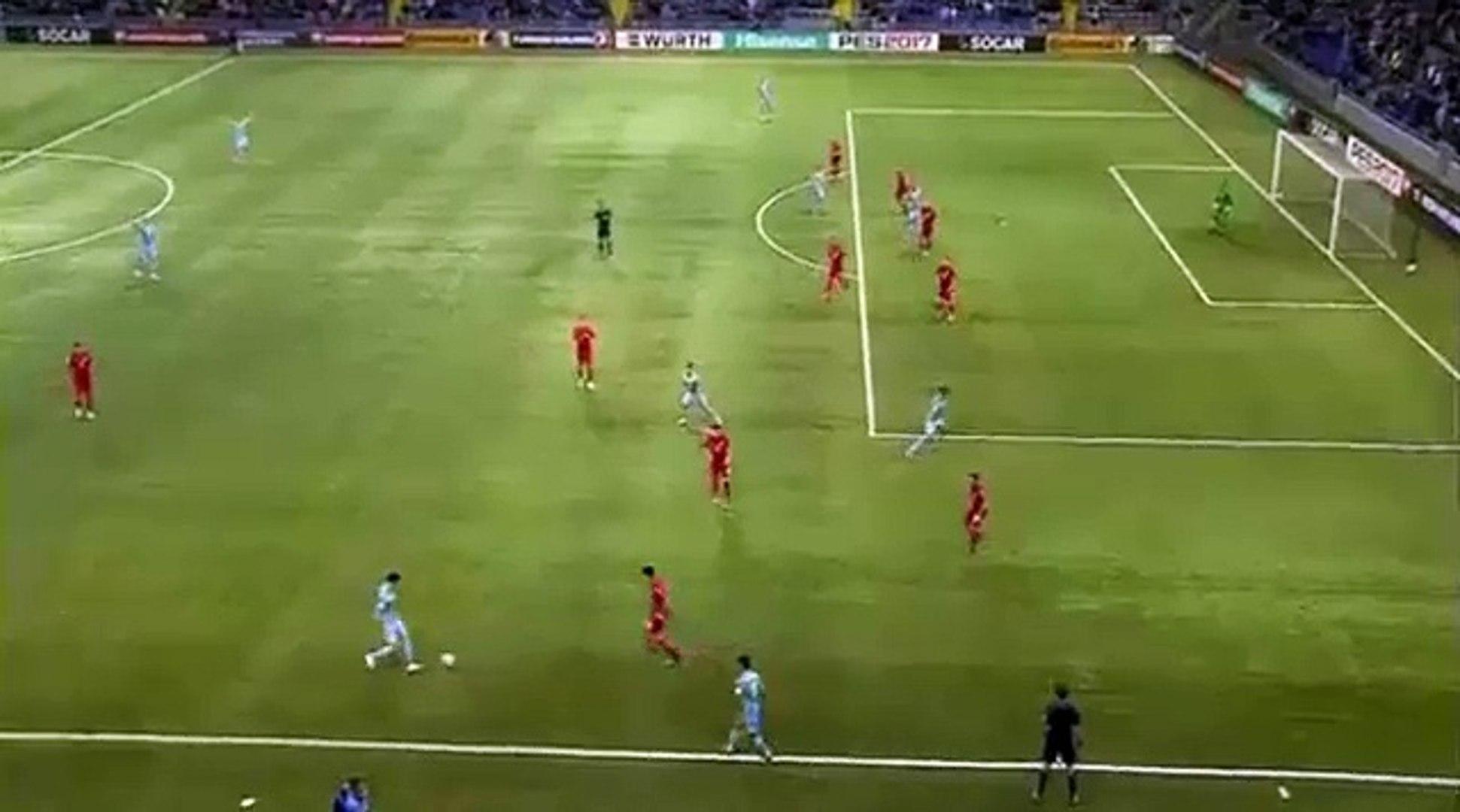Sergey Khizhnichenko Goal - Kazakhstan 2-2 Poland (04/09/2016)