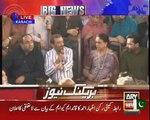 Aamir Liyaqat Hussain Press Conference after Rangers Arrest - 23,August 2016
