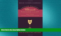 behold  Bartender Magazine s Ultimate Bartender s Guide: More than 1,300 Drinks from the World s