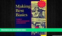 behold  Making the Best of Basics: Family Preparedness Handbook