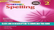 [PDF] Spectrum Spelling, Grade 2 Popular Online
