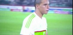 1ere sélection pour Ismael Bennacer avec l'Algérie