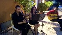 Grupo flamenco madrid, La vida en Rosa, Edith piaf, por rumbas.