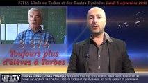 [HPyTv JT65] L'info de Tarbes et des Hautes-Pyrénées (5 septembre 2016)