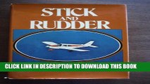 [PDF] Stick and Rudder - an Explanation of the Art of Flying (An Explanation of the Art of Flying)