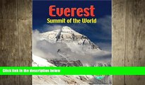 READ book  Everest: Summit of the World (Pocket Summits)  FREE BOOOK ONLINE