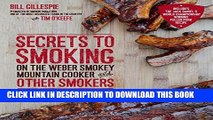 [PDF] Secrets to Smoking on the Weber Smokey Mountain Cooker and Other Smokers: An Independent