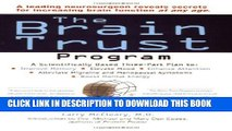 [PDF] The Brain Trust Program: A Scientifically Based Three-Part Plan to Improve Memory, Elevate