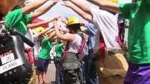 Les Américaines encouragées à s'engager chez les pompiers