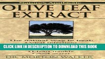 [New] Olive Leaf Extract Exclusive Full Ebook