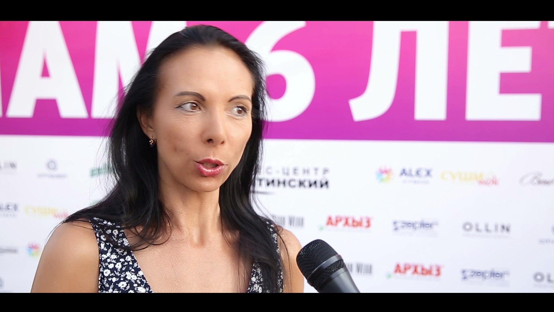 Фитнес-директор сети «Alex fitness» Нина Абрамова делится впечатлениями о Бизнес-центре «Нагатинский
