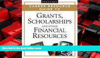 Popular Book 2 volume set: Ferguson Career Resource Guide to Grants, Scholarships, And Other