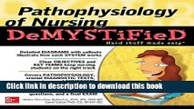 Read Pathophysiology of Nursing Demystified  Ebook Online