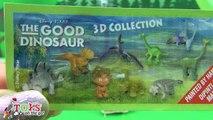 Arlo abre Huevos Sorpresa con Bebé Dinosaurio