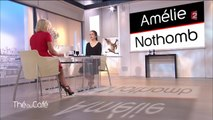03/09/2016 - Entretien avec Amélie Nothomb (1ère partie)