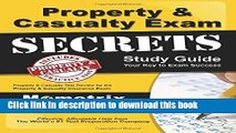PDF Property   Casualty Exam Secrets Study Guide: P-C Test Review for the Property   Casualty