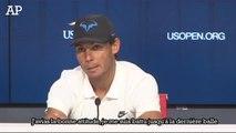 Nadal : «Je n'ai pas mal joué, mais Pouille a très bien joué»