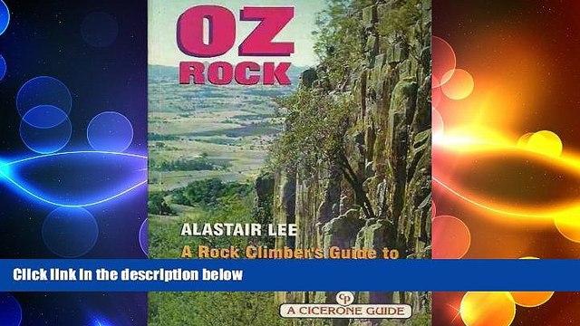 READ book  Oz Rock: Rock Climber s Guide to Australian Craggs (Cicerone Climbing Overseas)  BOOK