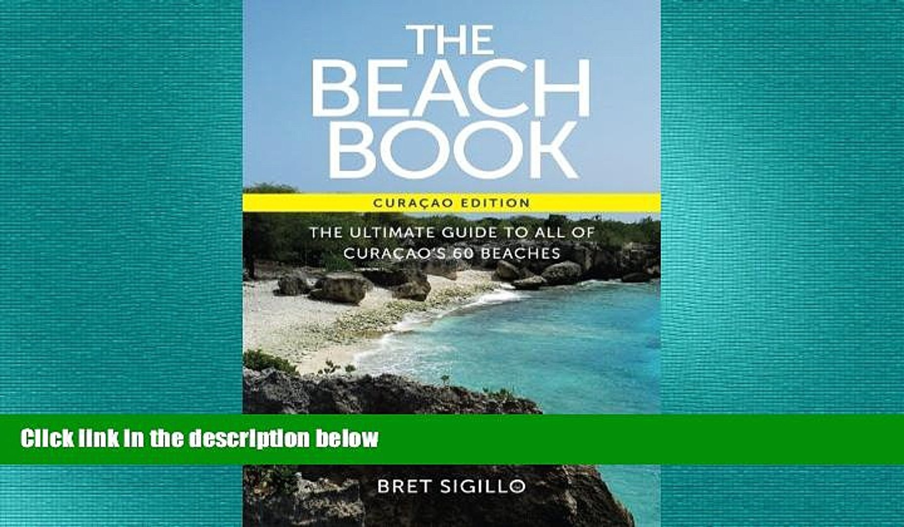 Curacao edition The Beach Book
