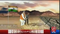 Jaw Breaking Reply By 92 News To India for Making Fun of General Raheel Sharif