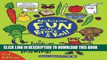 [PDF] Nutrition Fun with Brocc   Roll, 2nd edition: A hands-on activity guide filled with