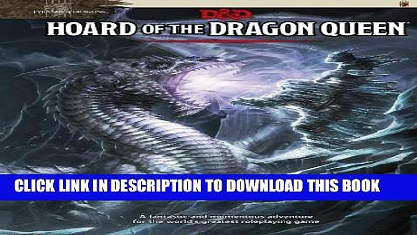 Pdf Hoard Of The Dragon Queen D D Adventure Full Online Video Dailymotion Hoard of the dragon queen with supplement.compressed.pdf (pdf, 14.4 mb). dailymotion
