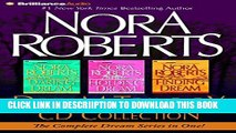 [New] Nora Roberts Dream Trilogy CD Collection: Daring to Dream, Holding the Dream, Finding the