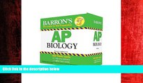 Popular Book Barron s AP Biology Flash Cards, 3rd Edition