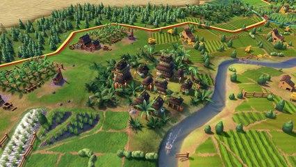 First Look Kongo de Civilization VI