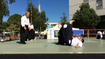 DEMO AIKIDO - Convention des Sports - BMS AIKIDO-BUDO