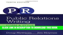 [PDF] Public Relations Writing: Form   Style (Wadsworth Series in Mass Communication and
