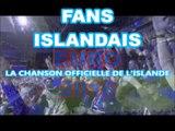HOU ! Le chant officiel des supporters Islandais - Foot uefa euro