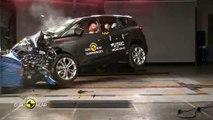 Le Renault Scenic obtient cinq étoiles aux crash-tests Euro NCAP