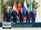 China: Xi Jinping llama a BRICS a colaborar economicamente