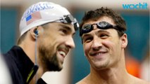 """Phelps Isn't Sure What Kind of Moves Lochte Has Planned for """"Dancing with the Stars"""""""
