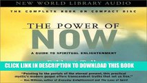 [PDF] The Power of Now: A Guide to Spiritual Enlightenment By (A)/Eckhart Tolle(N) [Audiobook]