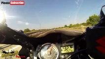 Suzuki GSXR 600 Top Speed HD - video dailymotion