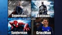 Uefa Euro 2016 France   Top 10 Funny & Crazy Memes FT. Cristiano Ronaldo, Griezmann...etc