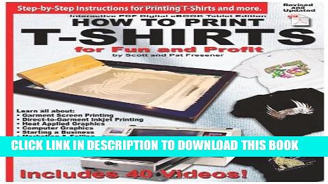 [PDF] How to Print T-Shirts for Fun and Profit Popular Collection