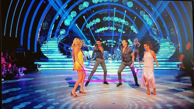 strictly come dancing season 14 class of 2016 group dance